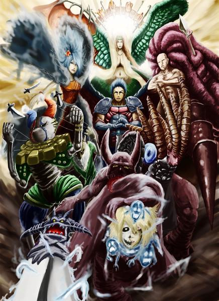 「ラスボス 七英雄」の画像検索結果
