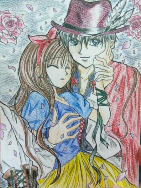 白雪姫&王子
