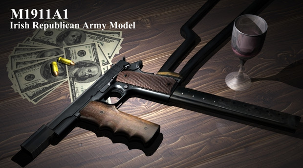 M1911A1 IRA M