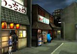 居酒屋と駄菓子屋