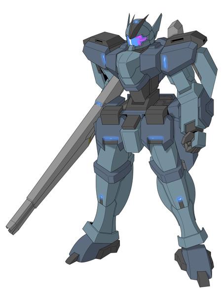 ジェノアス長距離砲撃型