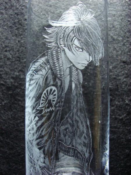 イワン・カレリン 手彫りグラス