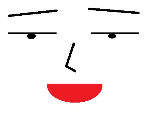 絵描きド素人の俺が「中井正広のブラックバラエティ」のあのキャラを描いてみた