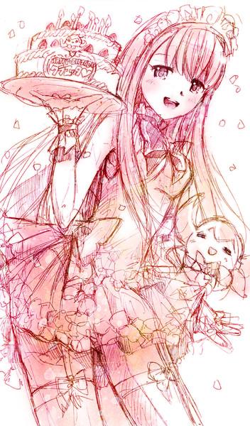 ルカ「誕生日おめでとう!!ヽ(o´д`o)ノ。o.゚。*」