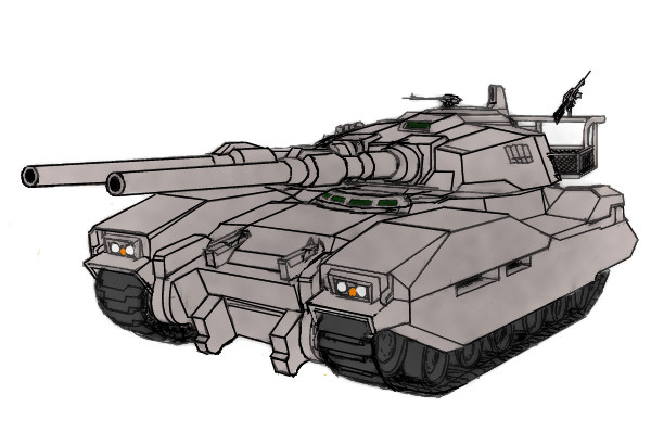M61A5  61式戦車Ⅴ型