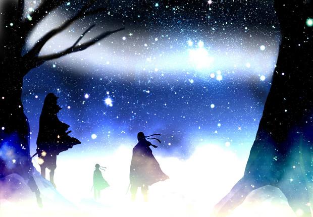 銀魂 星に願いを Alto さんのイラスト ニコニコ静画 イラスト