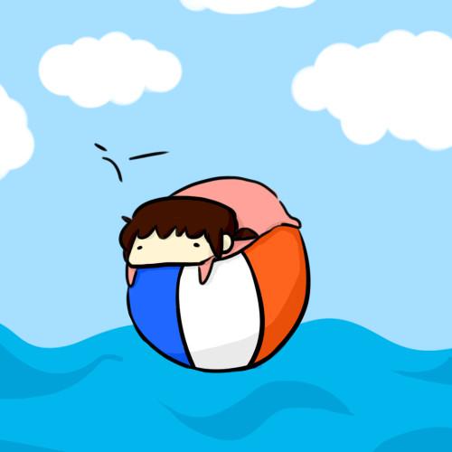 ksmビーチボール
