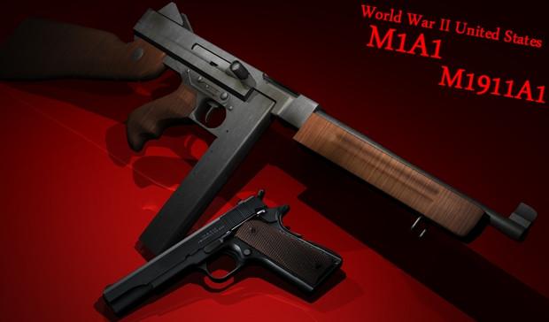M1A1 M1911A1