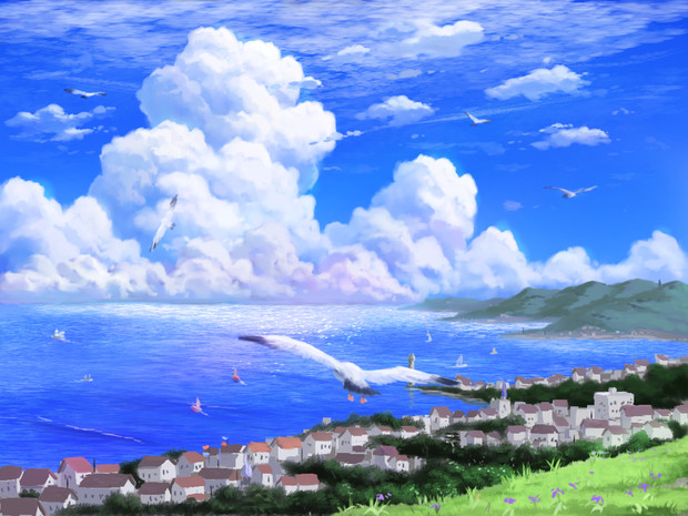 エーゲ海の夏