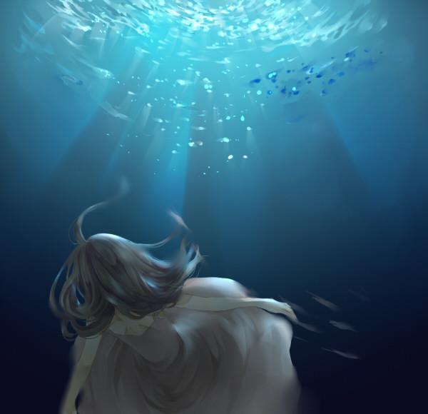 海の底で待ってる