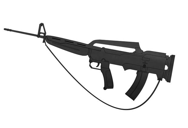 M-72A1 制式アサルトライフル