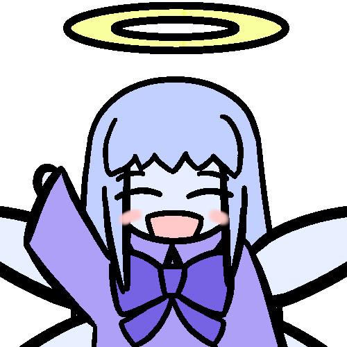 ゾンビフェアリー GIFアニメアイコン