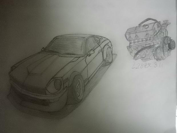 日産 フェアレディZ S30