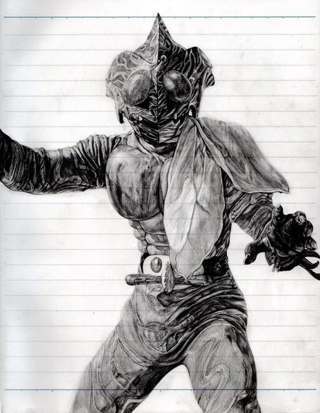 仮面ライダーアマゾン ガルシア さんのイラスト ニコニコ静画 イラスト