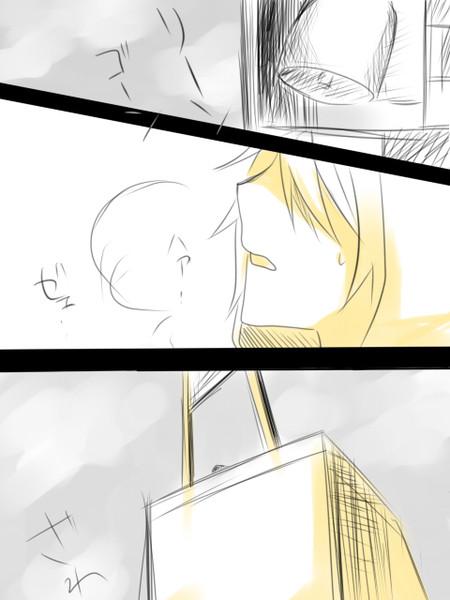 悪 ノ 召使 漫画 pixiv