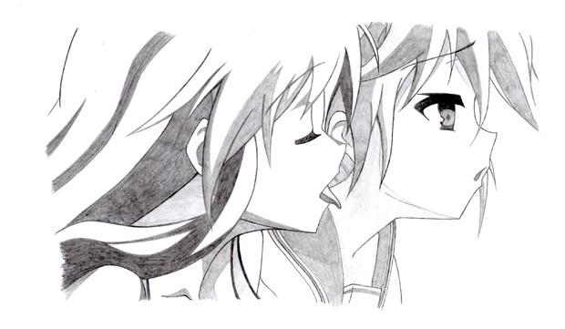 アリアと理子