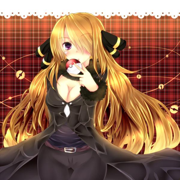 シロナさん(^_-)-☆