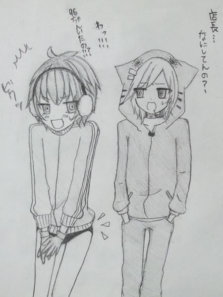 店長×96ちゃん