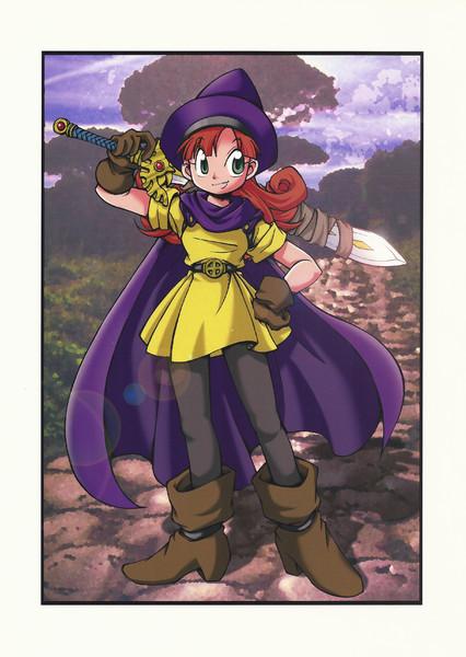 アリーナ姫。