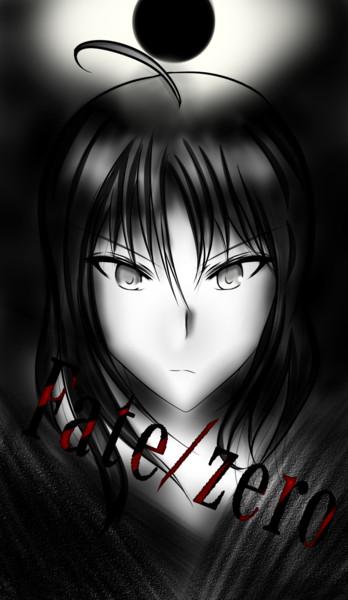 Fate/zero 開幕を告げる