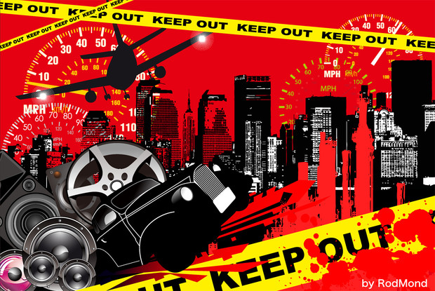 KEEP OUT【オリジナル曲】