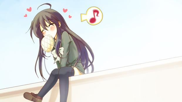 シャナとメロンパン