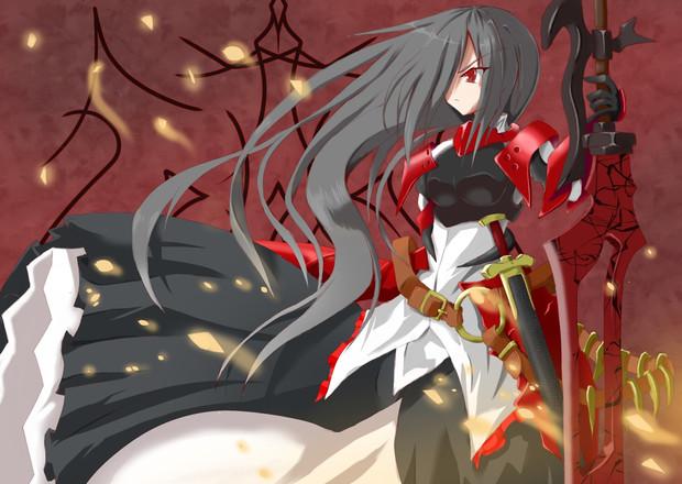 双剣の姫騎士