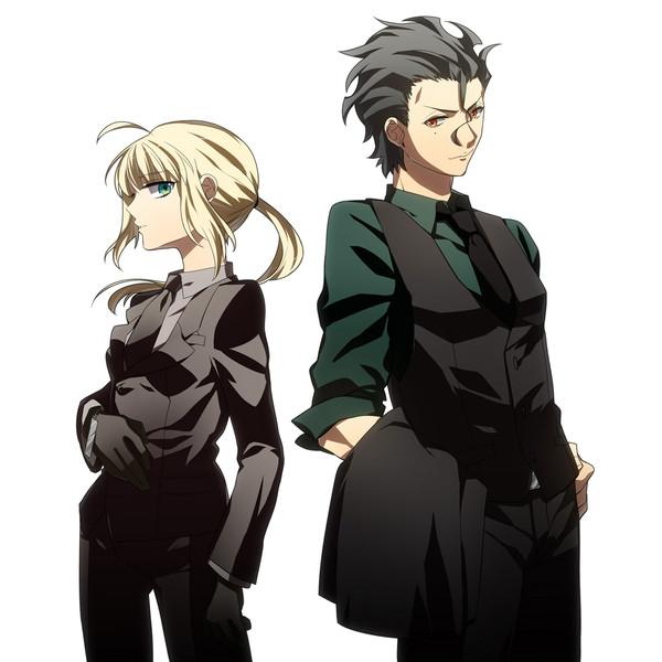 セイバー Fate Zero ニコニコ静画 イラスト