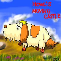 ハウル の 動く 城 イラスト