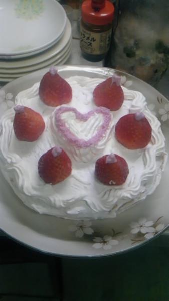 ケーキ(はぁと)