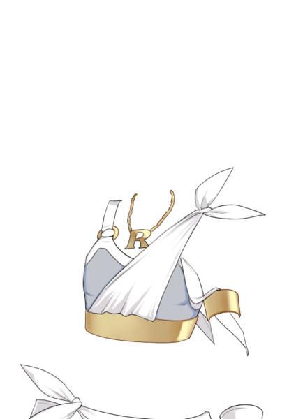 【素材配布】秋月涼捏造立ち絵PAD除去Da衣装