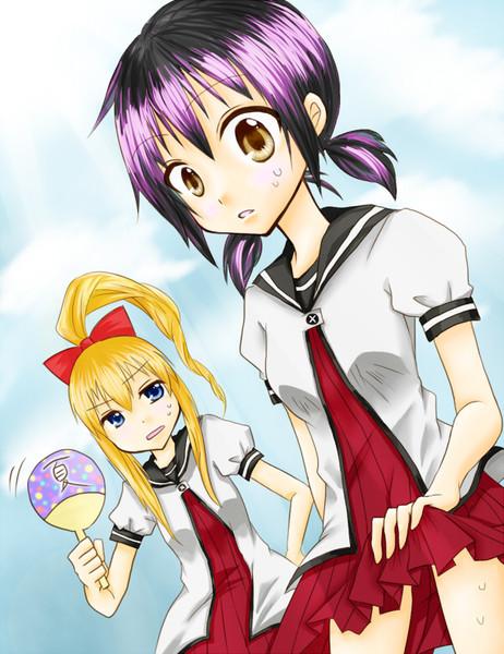 京子と結衣