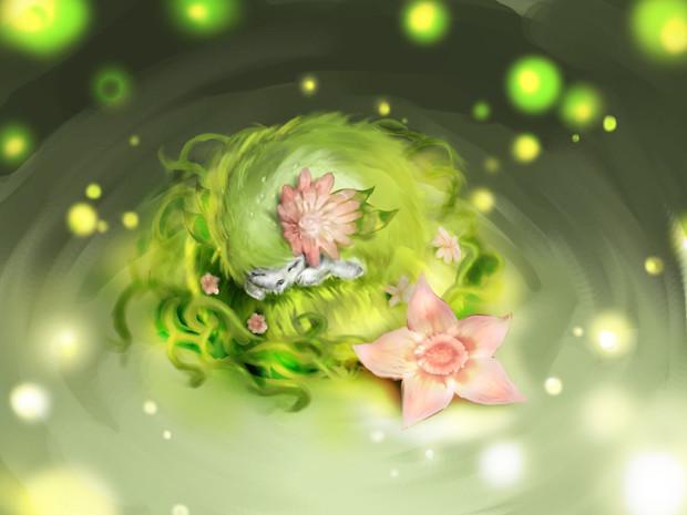 シェイミ ぐろてすく さんのイラスト ニコニコ静画 イラスト