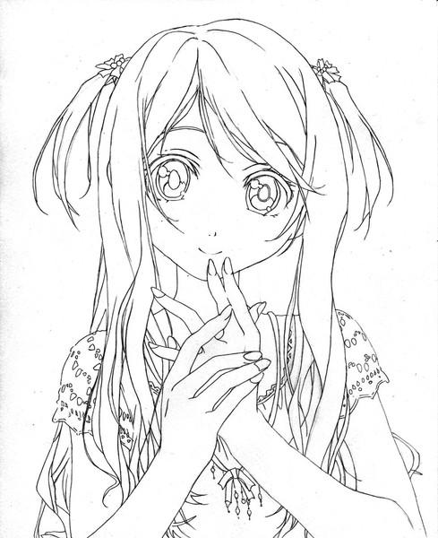 キャラ名不明 その2 Tsubasa さんのイラスト ニコニコ静画 イラスト