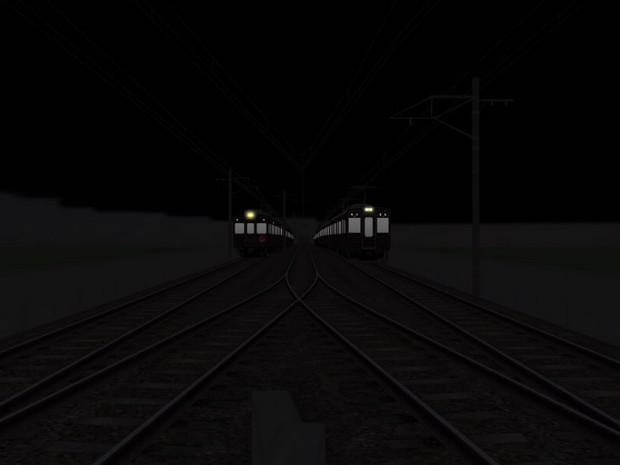 例の豊中駅