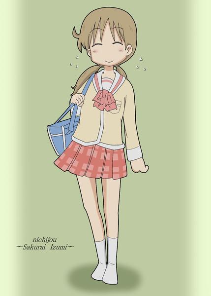 桜井泉(高校時代〜冬服〜)