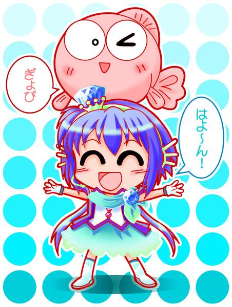 蒼姫ラピス 「らぴこ元気予報!」