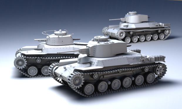 97式中戦車