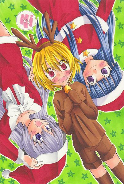 ひぐらし★クリスマス(ロリっ娘Ver)