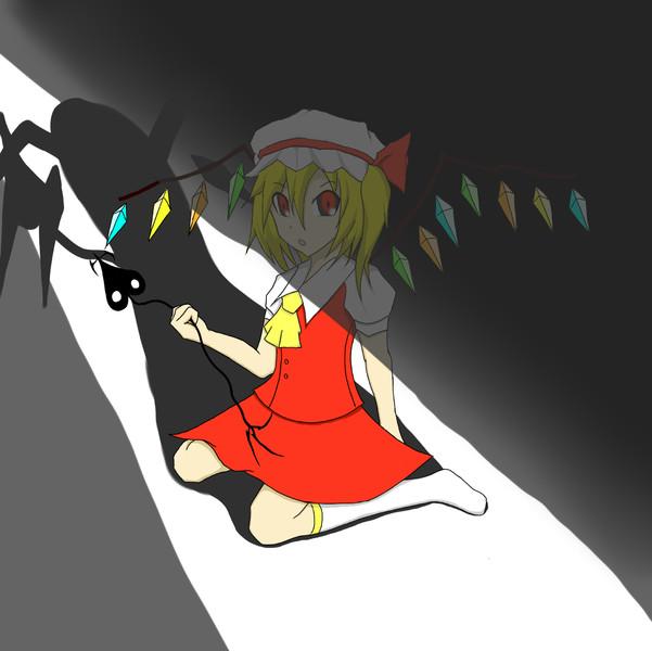 地下室の妹様