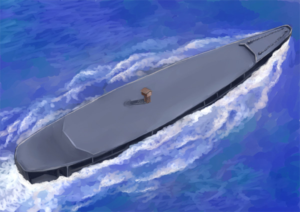 艦長「ヒマだな…」 水兵「ヒマっすね…」