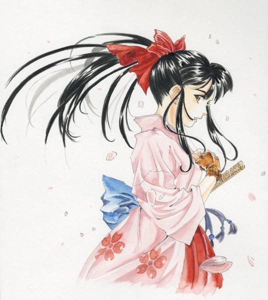 真宮寺さくら Kendo さんのイラスト ニコニコ静画 イラスト