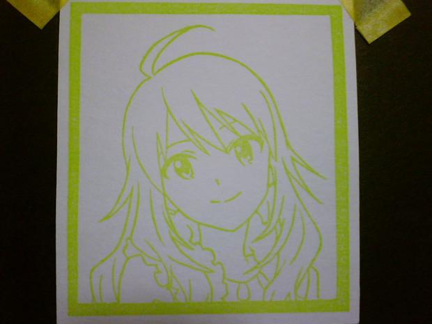 【消しハン】星井美希