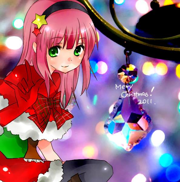 メリークリスマスゆりっぺ!