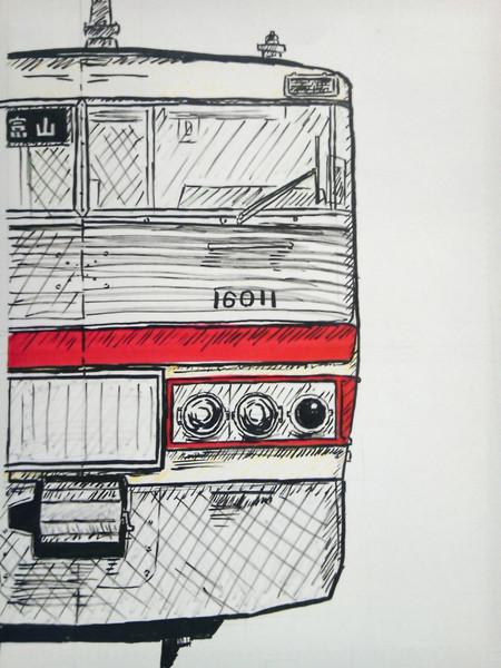 富山地方鉄道16010系