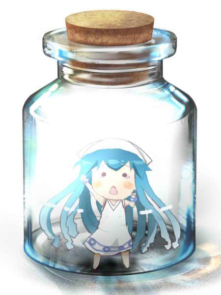 ミニイカの瓶詰