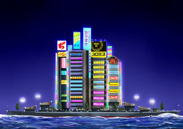 設計班「夜間用戦艦を造りました!」 艦長「!!!!