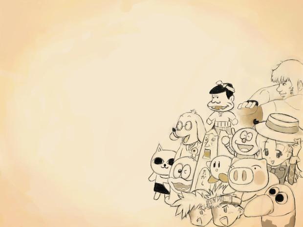 【未完成】懐かしのアニメ・ゲーム・漫画リクエスト待ってます