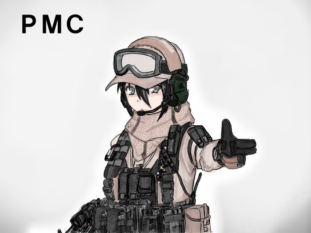 PMCだ!!