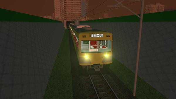 多摩川線が好きだ。
